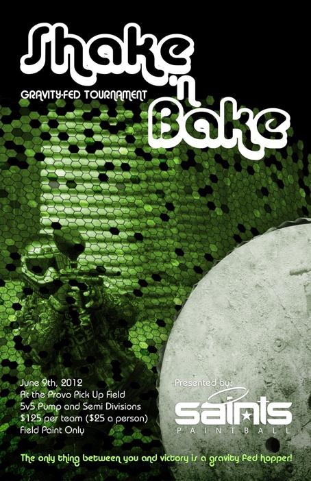 4th Annual Shake 'n Bake Poster