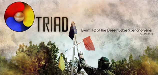 Triad 2012 Poster